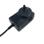 SAA listed Lithium ion battery charger 12.6V 1.8A
