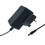 UK 3pin plug Li-ion battery charger 16.8V 1A with CE EMC LVD approved