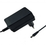 KC KCC listed korea plug switching power supply adaptor 12V 1.5A