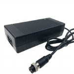 22V lithium ion battery charger power adapter output 25.2V 7.5A