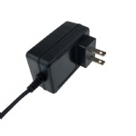 UL listed 8.4V 2A ac plug li-ion charger adapter