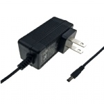 UL FCC listed 10V 1A US plug switching power supply adapter