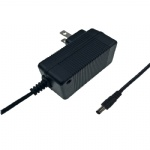 Japanese ac wall plug LiFePO4 battery charger adapter 7.3V 1A PSE