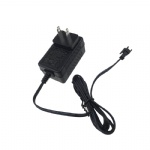 Japanese wall plug LFP LiFePO4 battery charger adapter 14.6V 1A PSE