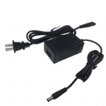 4.2V 3A UL cUL listed 18650 li-ion battery charger adapter