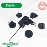 9V 0.4A laborary test instrument equipment switching power supply adapter