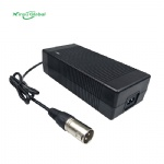 48V lithium ion battery electric bike scooter charger 54.6V 2A