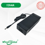 AC DC 13V 4A switching adapter power supply