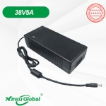 UL CE GS PSE SAA 38V 5A AC DC Switching power supply adapter