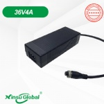 UL CE GS PSE SAA DOE VI 36V 4A Switching power supply adapter