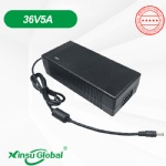 UL CE GS PSE SAA DOE VI 36V 5A Switching power supply adapter