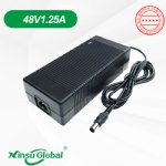PSE UL cUL SAA CE KC 60W AC DC 48V 1.25A switching adapter power supply