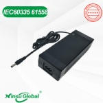 IEC61558 IEC60335 24V 2.5A switching power supply adapter