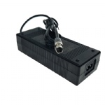 UL PSE CE GS SAA Safety certification 14.6V 8A LFP LiFePO4 battery charger power adapter