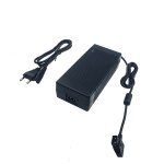 Fast Video camera lithium ion battery D-tap Dtap charger 16.8V 6A